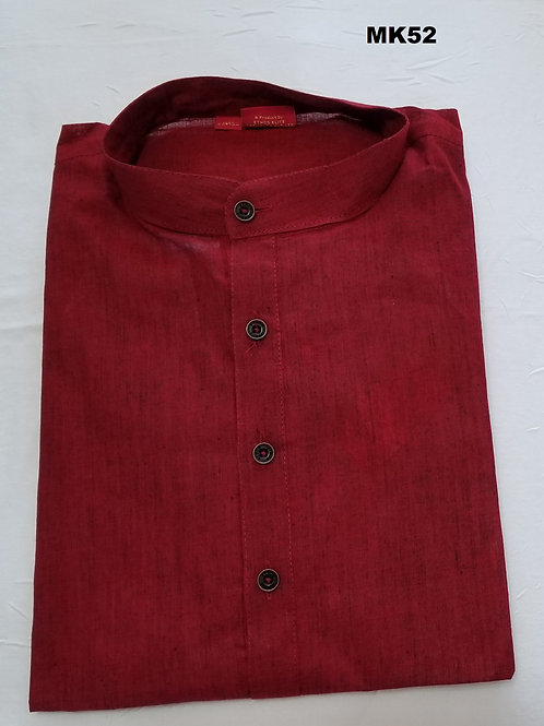 Men's Cotton Kurta Pajama - MK52