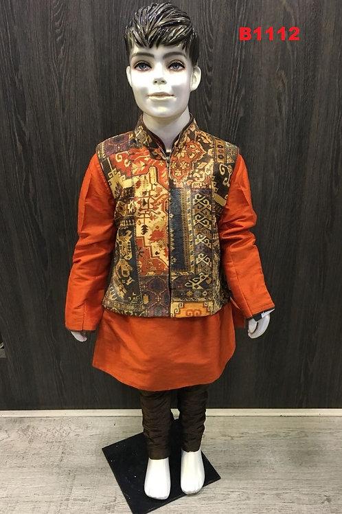 Boy's Ethnic Wear - B1112