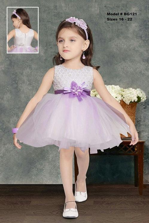 Baby Dress - BG121
