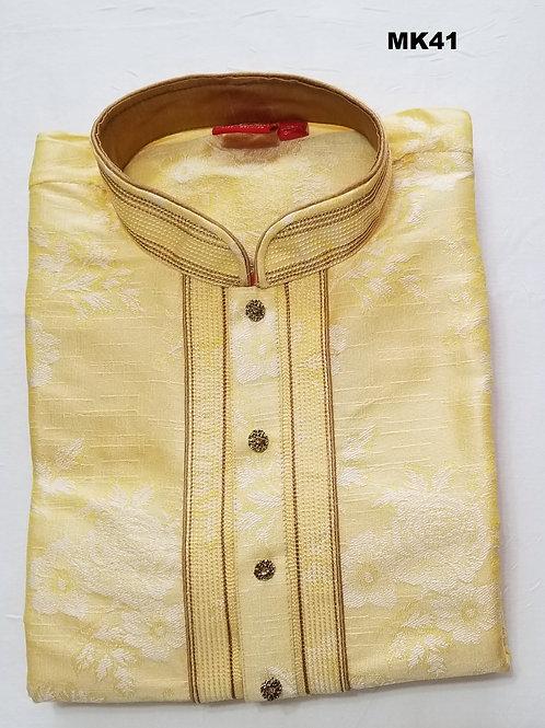 Men's Silk Kurta Pajama - MK41