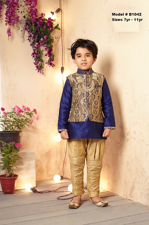 Boy's Ethnic Wear - B1042