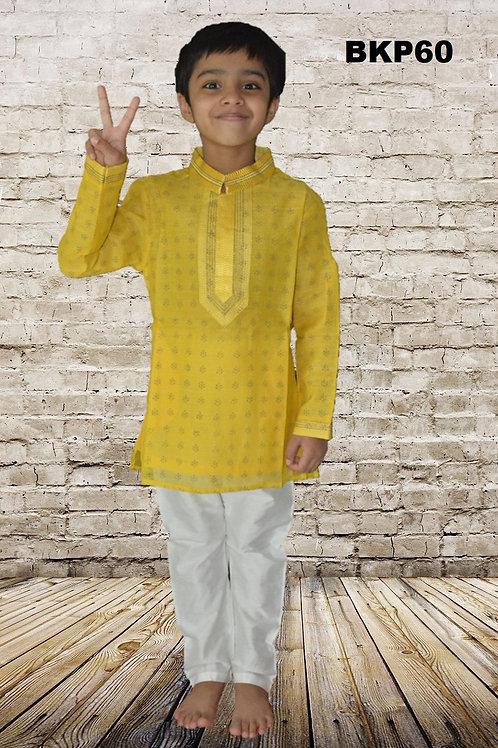 Boy's Kurta Pajama - BKP60