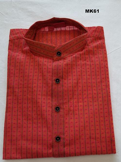 Men's Cotton Kurta Pajama - MK61