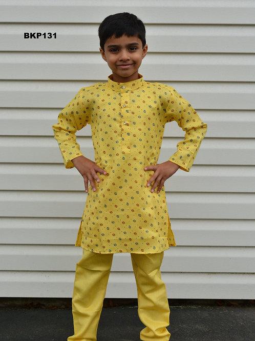 Boy's Kurta Pajama - BKP131