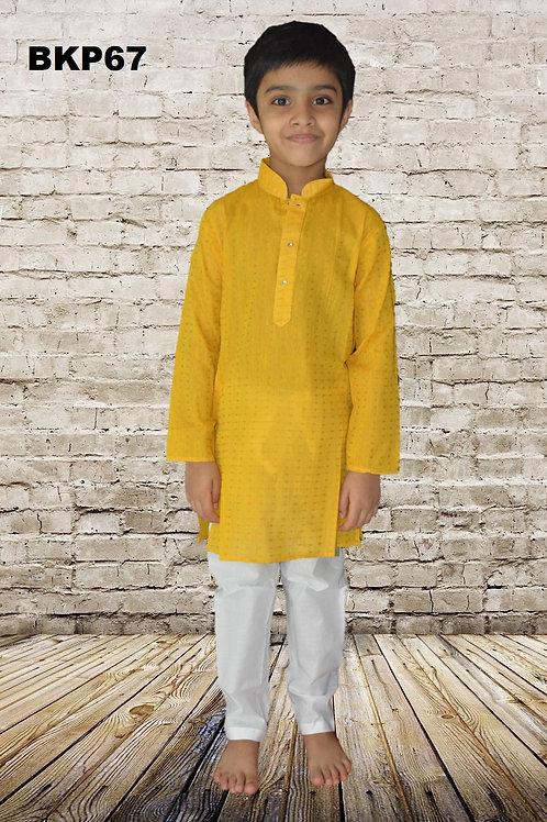 Boy's Kurta Pajama - BKP67