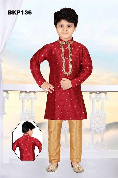 Boy's Kurta Pajama - BKP136