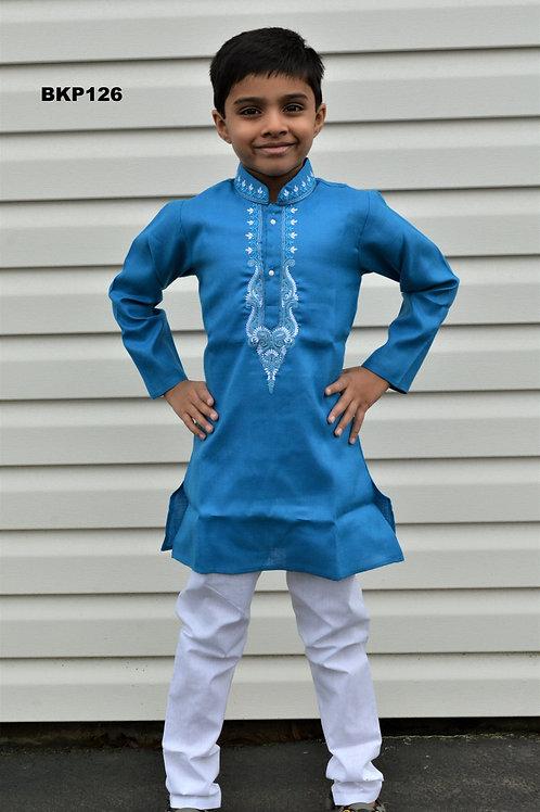Boy's Kurta Pajama - BKP126