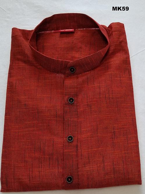 Men's Cotton Kurta Pajama - MK59