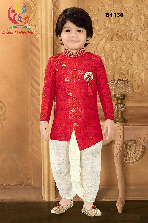 Boy's Ethnic Wear - B1136