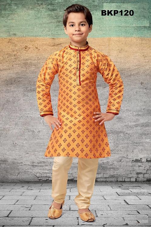 Boy's Kurta Pajama - BKP120