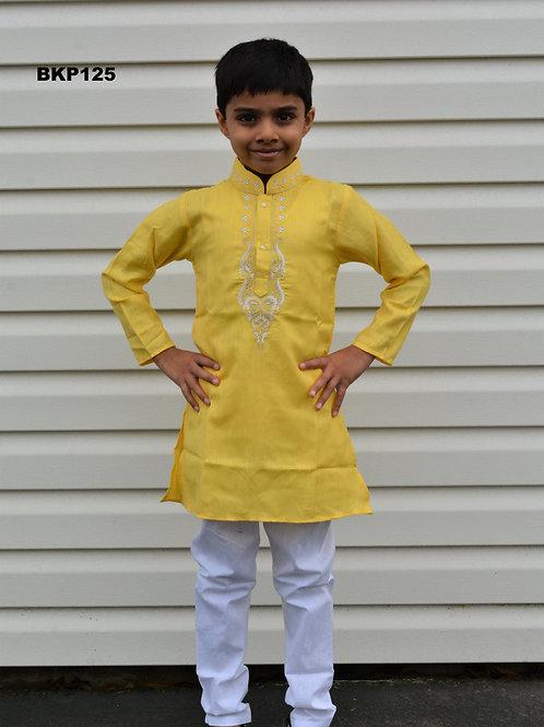 Boy's Kurta Pajama - BKP125