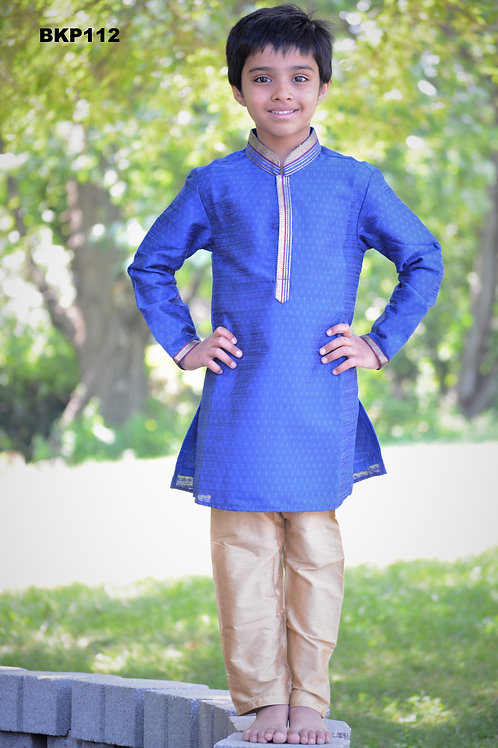 Boy's Kurta Pajama - BKP112