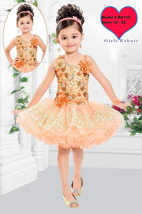 Baby Dress - BG115