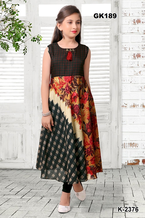 Girl's Kurthi with Legging - GK189