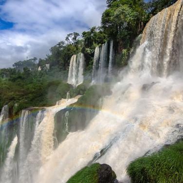 Florencia Denise Fuertes, Cataratas del Iguazú, Misiones