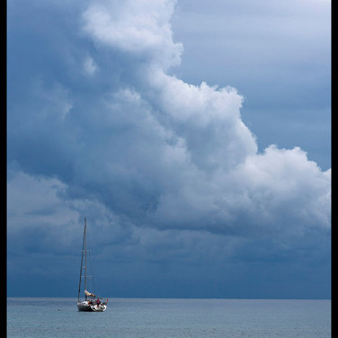 Luis Alberto Daloia, El bote