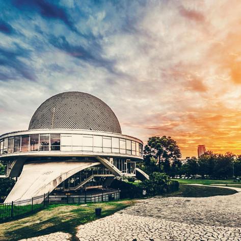 """Lucas Abrego, """"Planetario"""""""