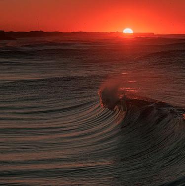 Jorge Martinez, Amanecer frente al mar.
