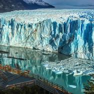 """Romina Maurizi, """"Glaciar Perito Moreno Balcón Sur"""""""