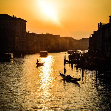 Julieta Bugacoff, Atardecer en Venecia