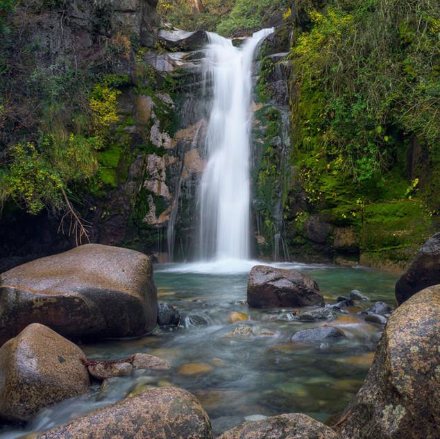 Leonardo Biolatto, Calma en la Cascada Tacuifí