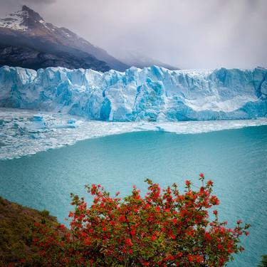 Marcelo Minichelli, Glaciar Perito Moreno