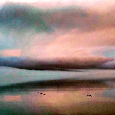 Yésica Daniela Gallegoz Muñoz, Las nubes que tocan su reflejo