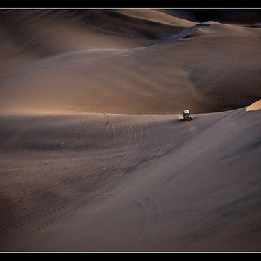 Fabián Cavallo, Dunas de Huacachina