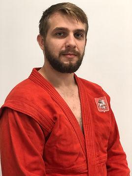 Тренер Дзюдо Самбо  Горбачевский Никита