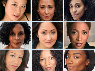 The 63 Rockettes of Color