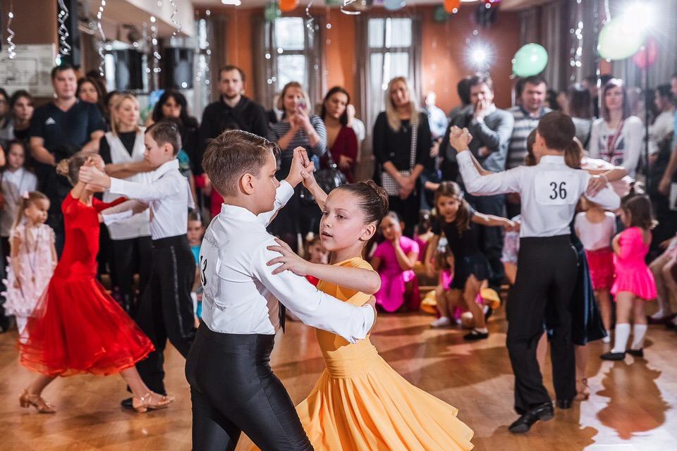 Спортивные бальные танцы Коммунарка