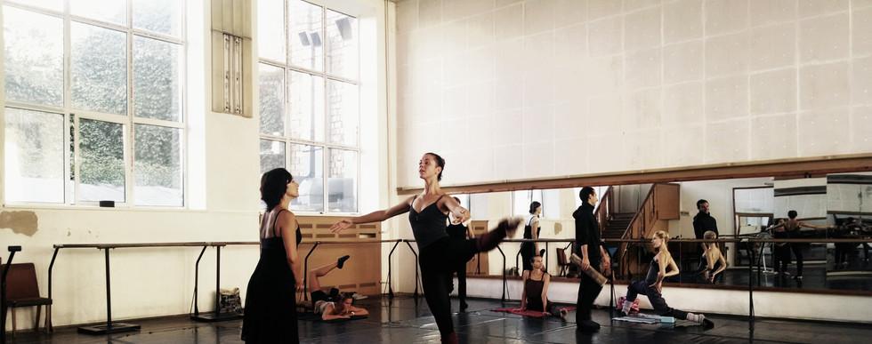 Kiev Children's Ballet Theater Private Lesson