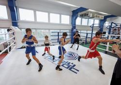Бокс в Центре спорта Коммунарка