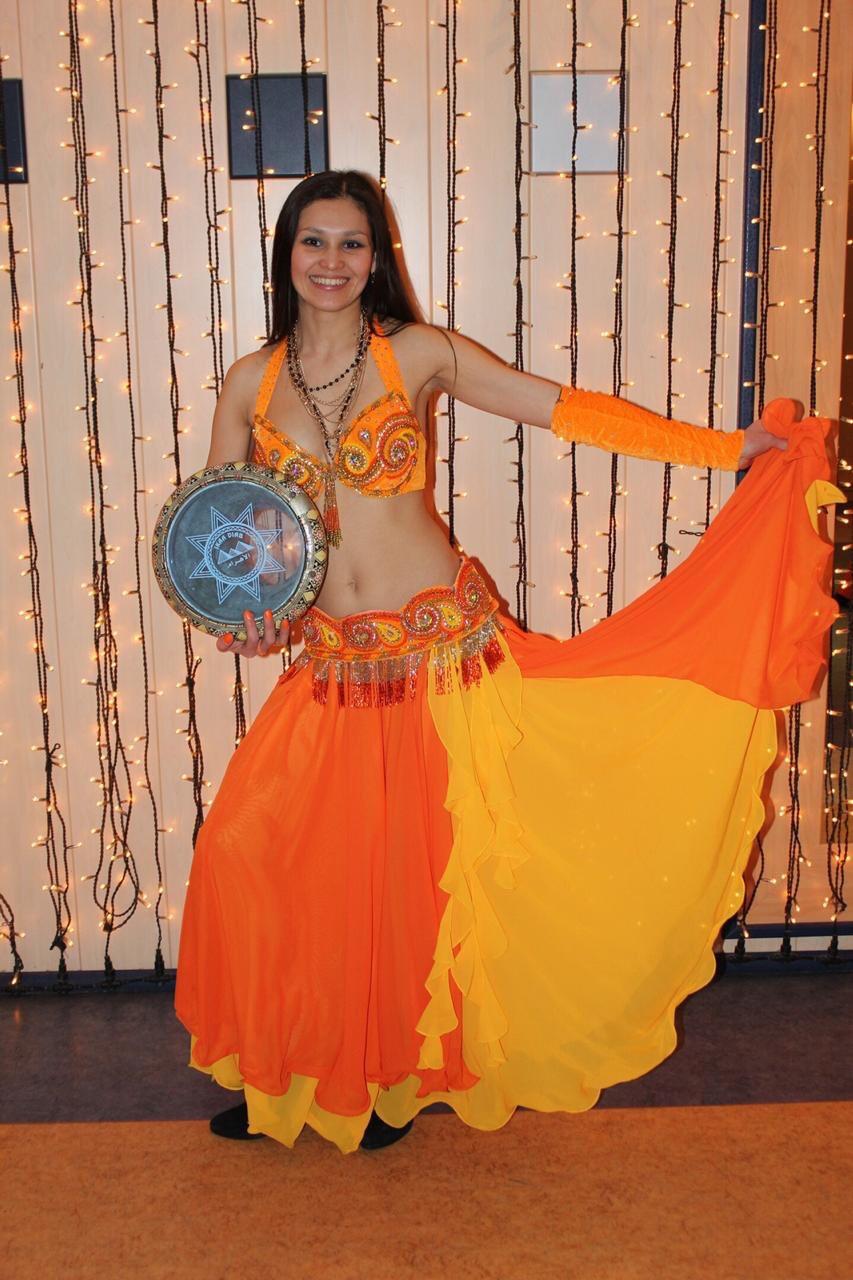 Преподаватель Восточные танцы Аюпова