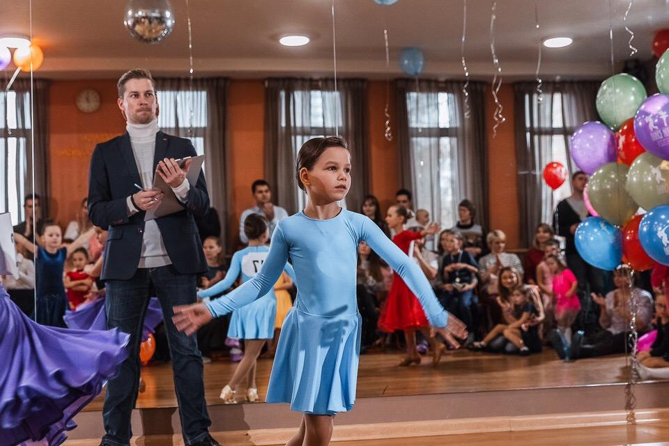 Бальные танцы Евгений Орлов