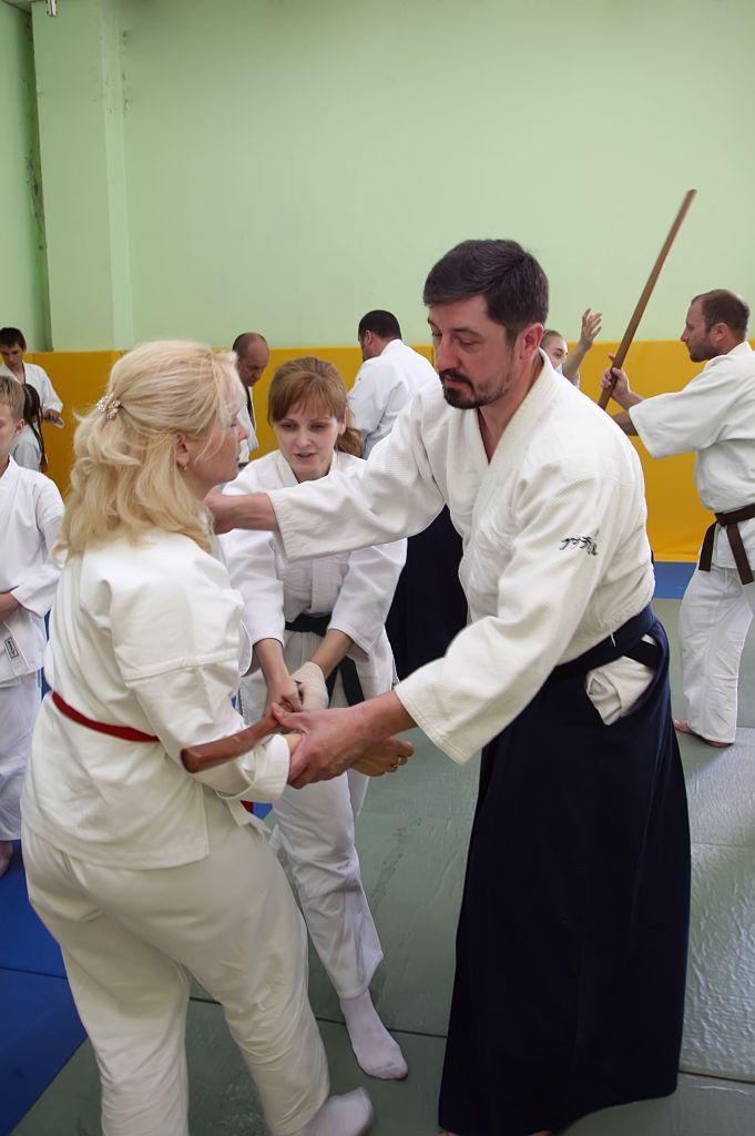 Алдохин Владимир Айкидо 12