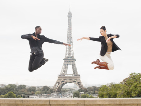 A Dance Job with Health Care in Europe