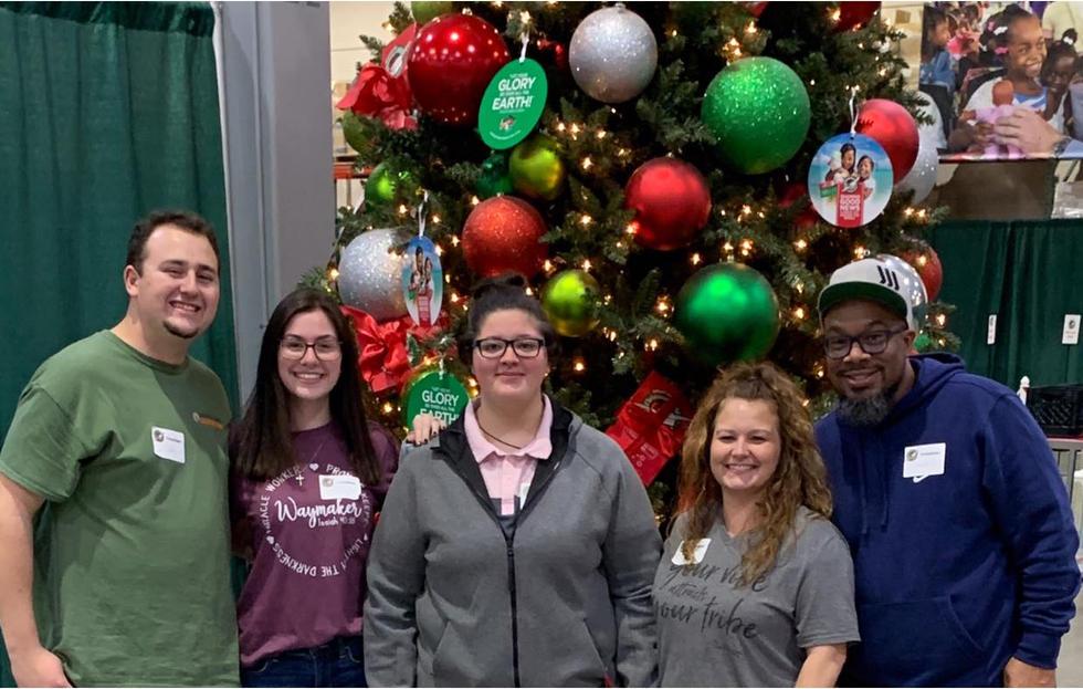November: Operation Christmas Child