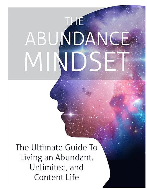 The Abundance Mindset E-Book