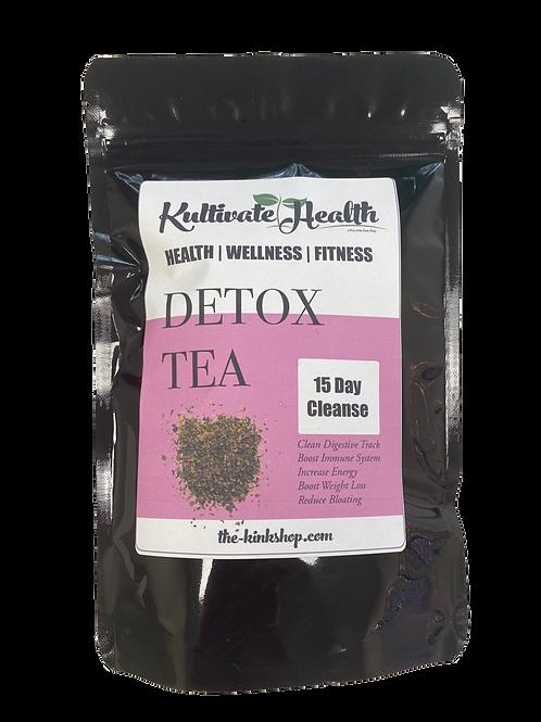 Kultivate Detox Tea 15 Day Cleanse
