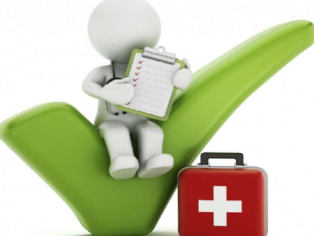 First Aid a Necessary Element in Everyday Life