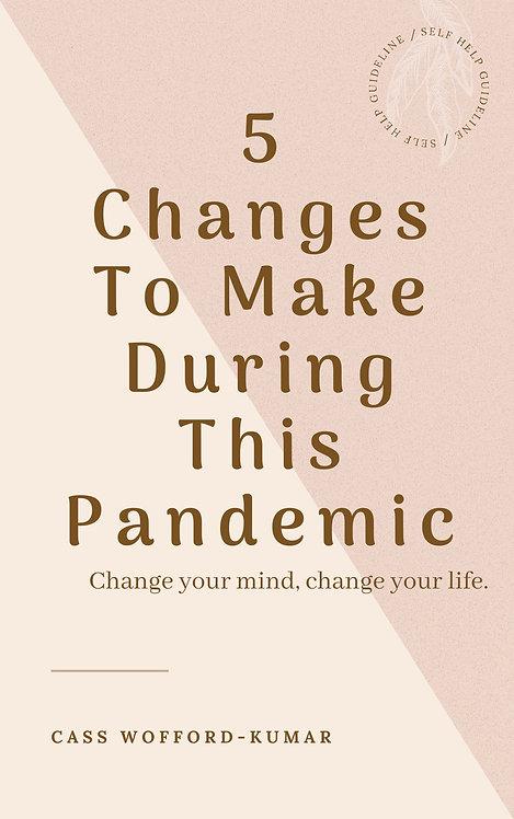 5 Changes E-Book