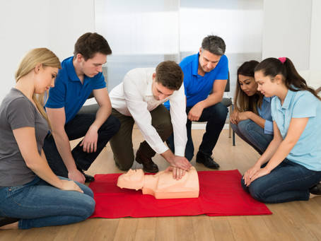 CPR & First Aid for Small Business Post Pandemic