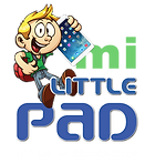 MiLittlePad Logo White.png