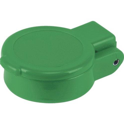 Staubkappe BG3 für Muffe Grün