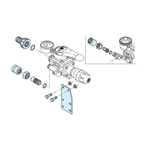 Anschlusssatz Annovi Reverberi 990