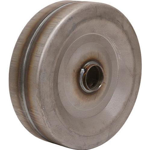 Blechrad 500x150 mm für Kugellager