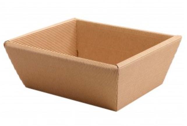 Geschenkebox für 4-5 Flaschen (braun)
