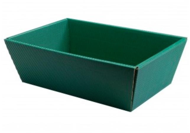 Geschenkebox für 6-8 Flaschen (Grün)