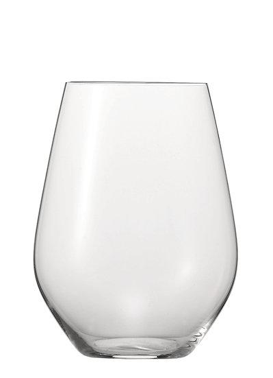 ,,Authentis Casual'' Burgunder/Wasser Glas